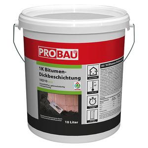 Probau Bitumen-Dickbeschichtung