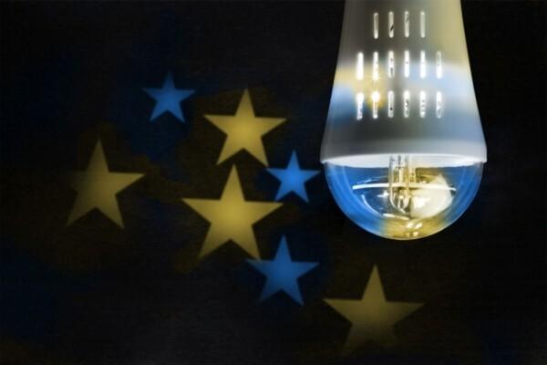 Wofi LED Deko-Leuchtmittel Sterne E 27 - 4 W