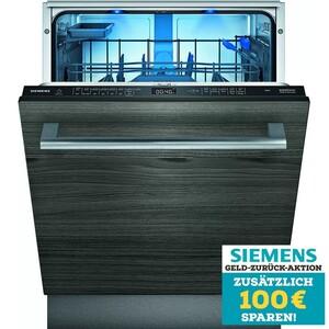 Siemens Vollintegrierter Geschirrspüler SN 65 ZX 00 BD TopTeam