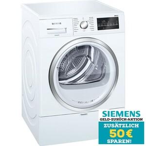 Wärmepumpen-Trockner Siemens WT 47 R 490