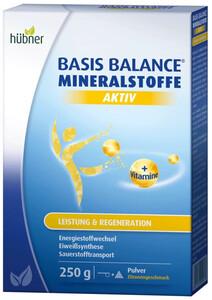 Hübner  Basis Balance Mineralstoffe AKTIV 250 g