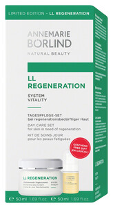 ANNEMARIE BÖRLIND  LL REGENERATION Tagespflege-Set 50 ml