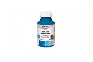 Primaster Voll- und Abtönfarbe SF205 ,  250 ml, blau, matt