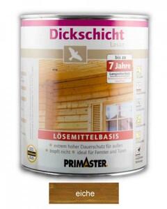 Primaster Dickschichtlasur 750 ml, eiche