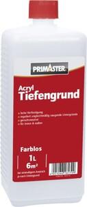 Primaster Acryl Tiefengrund 1 l
