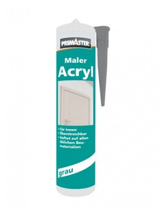 Primaster Maler-Acryl ,  grau, 310 ml