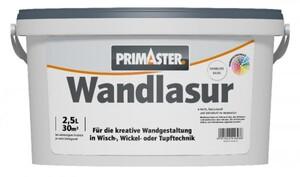 Primaster Wandlasur 2,5 l, farblos