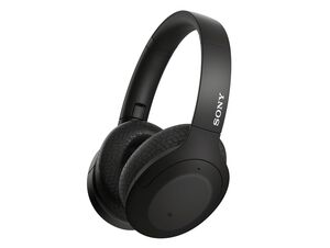 Sony WH-H910N, Over-Ear-Headset, Wireless ANC, Bluetooth, schwarz