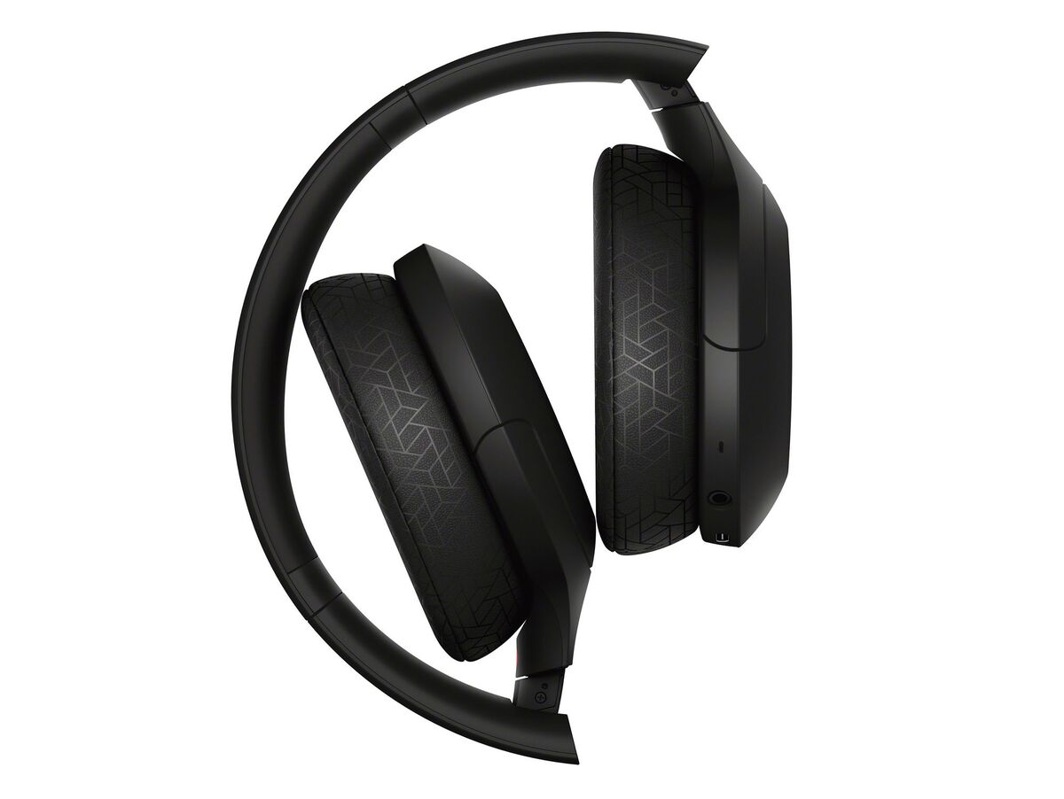Bild 3 von Sony WH-H910N, Over-Ear-Headset, Wireless ANC, Bluetooth, schwarz