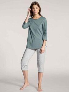 Calida Damen 3/4-Pyjama Late Summer Dreams