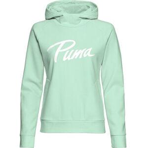 Puma Hoodie, Logoschriftzug, für Damen