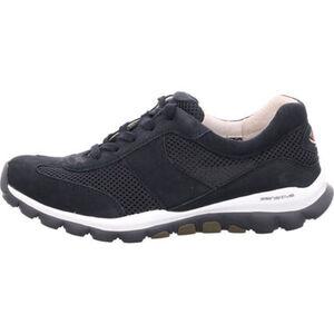 Gabor Sneaker, Rollingsoft sensitive, Leder, für Damen