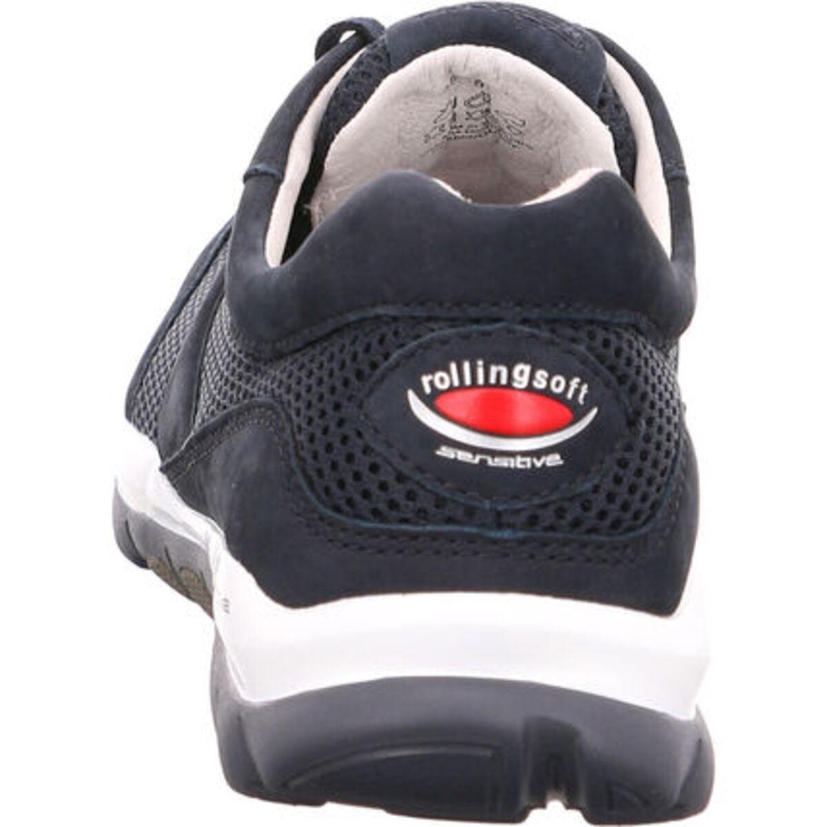 Bild 4 von Gabor Sneaker, Rollingsoft sensitive, Leder, für Damen