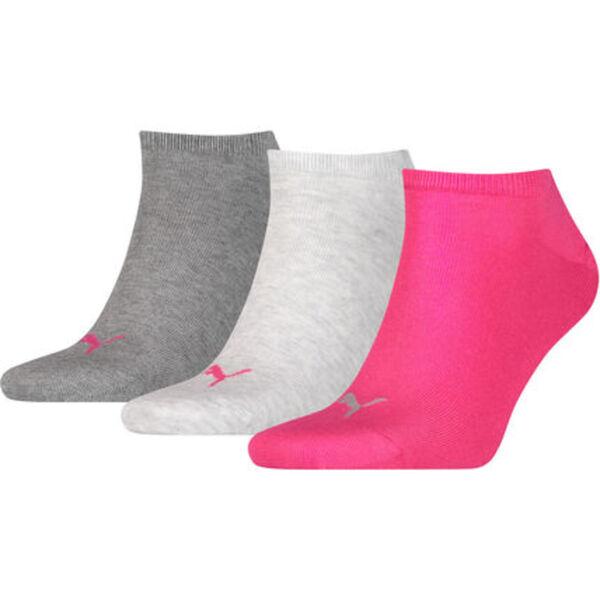 Puma Sneakersocken, Logomotiv, 3er-Pack