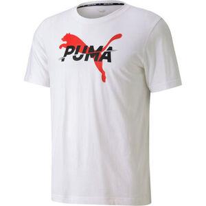 """Puma T-Shirt """"Modern Sports"""", Logomotiv, für Herren"""