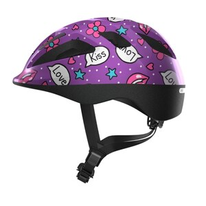 ABUS Fahrradhelm Smooty 2.0 purple space Gr. S