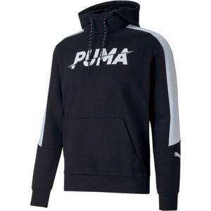 Puma Hoodie, Kordelzug, für Herren
