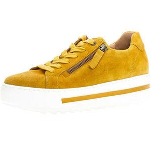 Gabor Sneaker, Schnürsenkel, Reißverschluss, für Damen