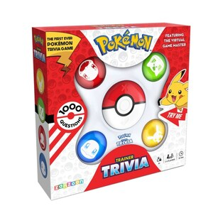 Pokémon Trainer Trivia Game