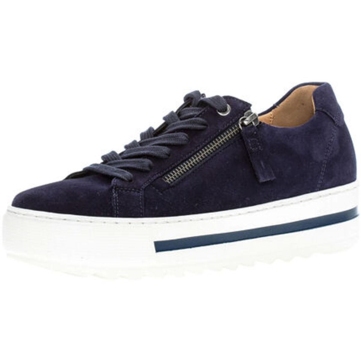 Bild 1 von Gabor Sneaker, Schnürsenkel, Reißverschluss, für Damen