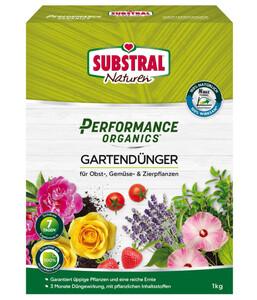 Substral® Naturen® Performance Organics™ Gartendünger, 1 kg