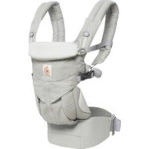 ERGObaby Babytrage Omni 360 Pearl Grey GRAU