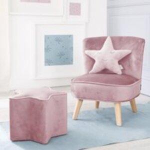roba Lil Sofa Set klein roba Style rosa