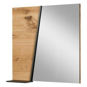 Voglauer Spiegel , V-Sevilla , Glas , massiv , 64x64.6x15.2 cm , Echtholz , 000142006614