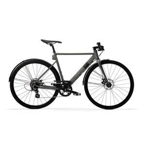 City Bike 28 Zoll Elops Speed 900 grau