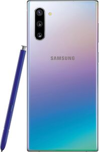 Samsung Galaxy Note10 - 256 Smartphone (15,94 cm/6,3 Zoll, 256 GB Speicherplatz, 12 MP Kamera)