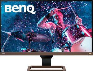 BenQ EW2780U LED-Monitor (3840 x 2160 Pixel, 4K Ultra HD, 5 ms Reaktionszeit, 60 Hz)