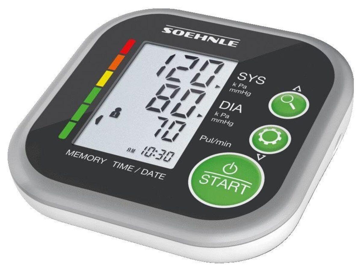 Bild 1 von Soehnle Oberarm-Blutdruckmessgerät Systo Monitor 200