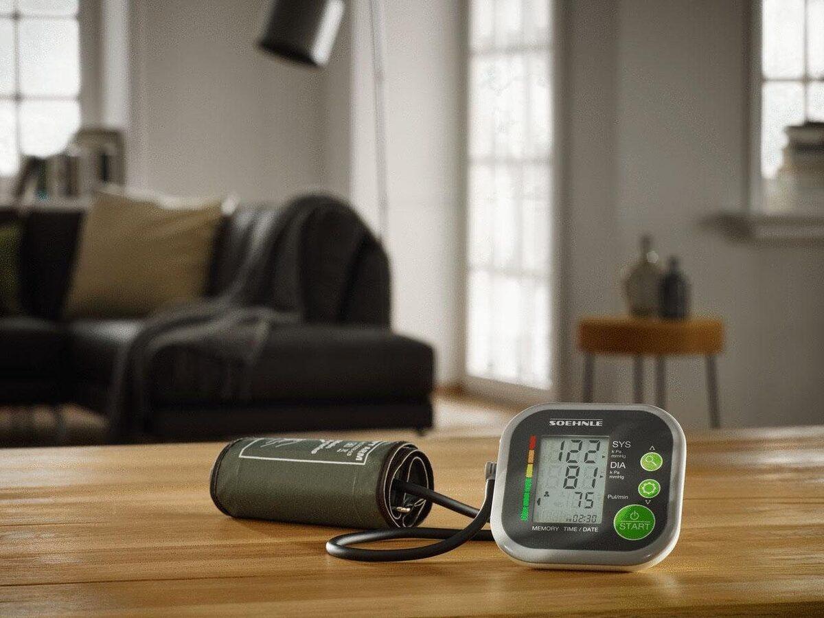 Bild 2 von Soehnle Oberarm-Blutdruckmessgerät Systo Monitor 200