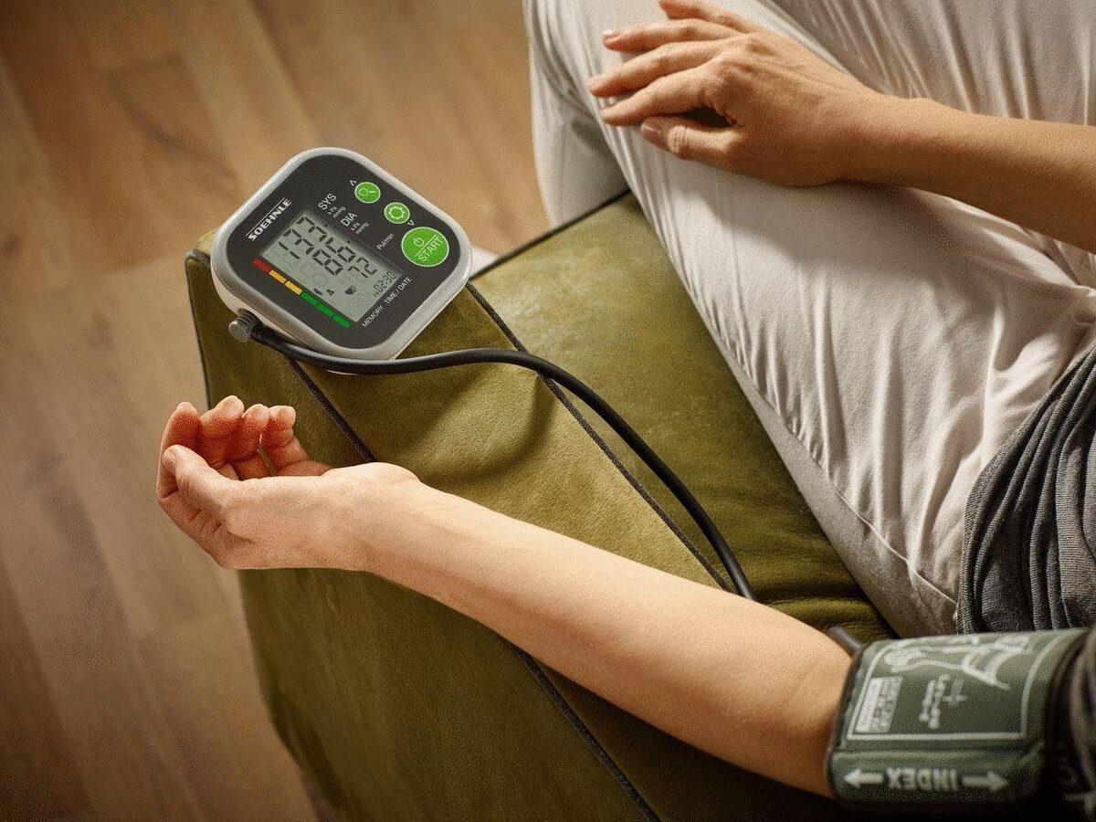 Bild 4 von Soehnle Oberarm-Blutdruckmessgerät Systo Monitor 200