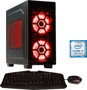 Hyrican Striker 6495 Gaming-PC (Intel® Core i7, RTX 2080 SUPER, 16 GB RAM, 2000 GB HDD, 480 GB SSD, Luftkühlung, inkl. Office-Anwendersoftware Microsoft 365 Single im Wert von 69 Euro)