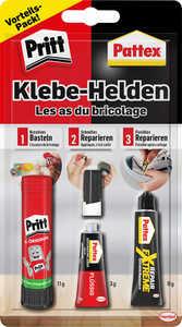 PRITT & PATTEX  Kleber-Set »Klebe-Helden«
