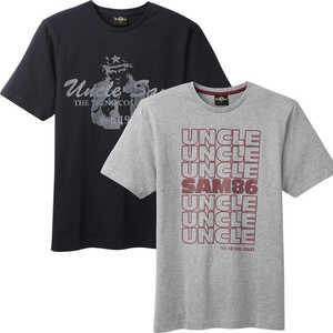 UNCLE SAM  Herren-T-Shirt