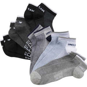 UNCLE SAM  Sneakersocken