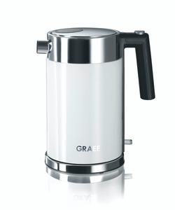 Graef Wasserkocher 1,5 Liter Edelstahl mit Kalkfilter WK61EU