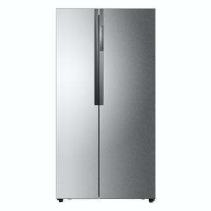Haier HRF-522DG7 Side-by-Side/A++/ 179 cm Höhe/ 332 kWh/Jahr/ 338 L Kühlteil/ 177 L Gefrierteil/Energiesparend und leise/Silber