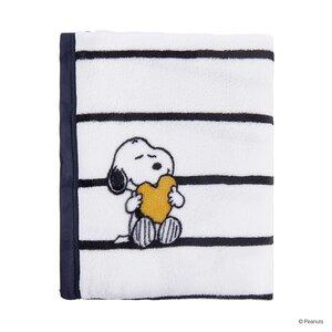 PEANUTS Decke Fleecedecke Snoopy L 170 x B 130cm