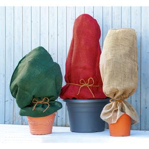 Powertec Garden Jute-Frostschutzhaube