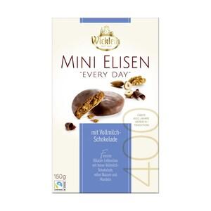 Wicklein Mini Elisen Lebkuchen versch. Sorten, jede 150-g-Packung