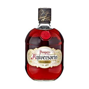 Pampero Aniversario Rum 40 % Vol., jede 0,7-l-Flasche