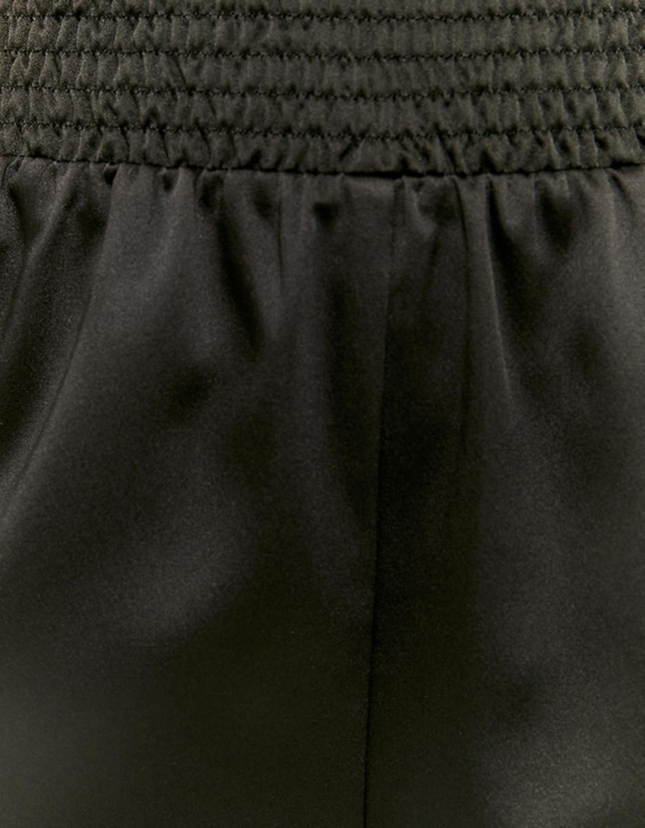 Bild 5 von Schwarze leichte Denim Shorts