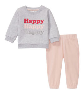Sweatshirt + Hose