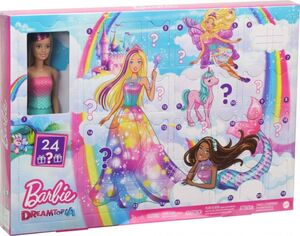 Barbie Dreamtopia - Adventskalender 2020