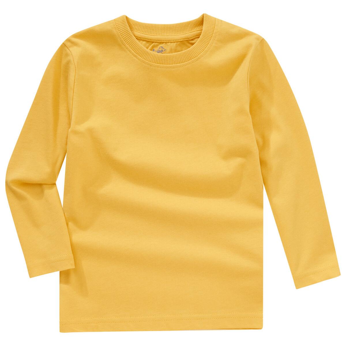 Bild 1 von Jungen Langarmshirt im Basic-Look
