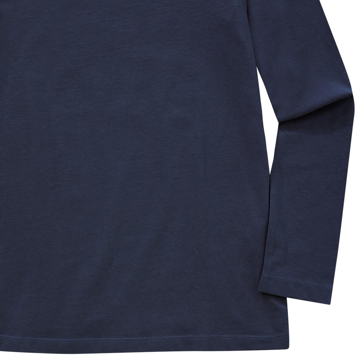 Bild 3 von Mädchen Langarmshirt im Basic-Look