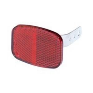 Fahrrad-Reflektor rot